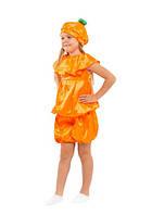Костюм карнавальный Апельсина-Тыквы на 3-8 лет (Украина) купить оптом в Одессе на 7 км