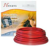 Двожильний нагрівальний кабель для антикригових систем та сніготанення 5,1-6,8 м²