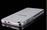 Силикон ультратонкий (0,33мм) Lenovo A319 (Clear)