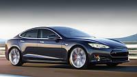 Прокат электрокара Tesla Model S85