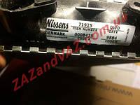 Радиатор печки отопителя 71925 MAN F Ман Ф Nissens Дания , фото 1