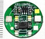 Плата защиты LiPCB-1S-18650R