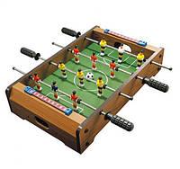 Настольная игра Настольный футбол HG 235A на штангах деревянный