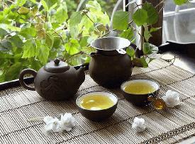 Вьетнамский зелёный чай, Матча чай, Кудин чай.