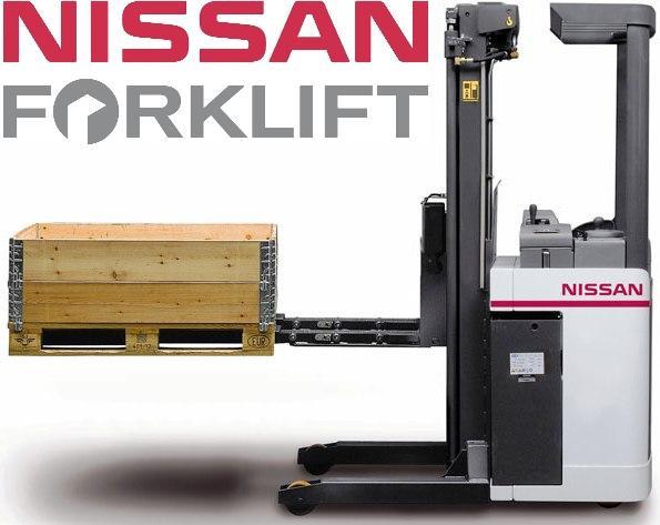 Электроштабелер Nissan ASN160