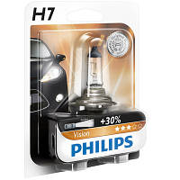 Автолампа Philips Vision 12972-B H7 12В 55W PX26D N40716394