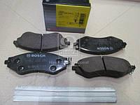 Торм колодки дисковые (пр-во Bosch), 0986424474