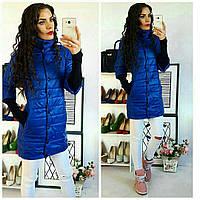 Куртка женская  модель 205/2, электрик, фото 1
