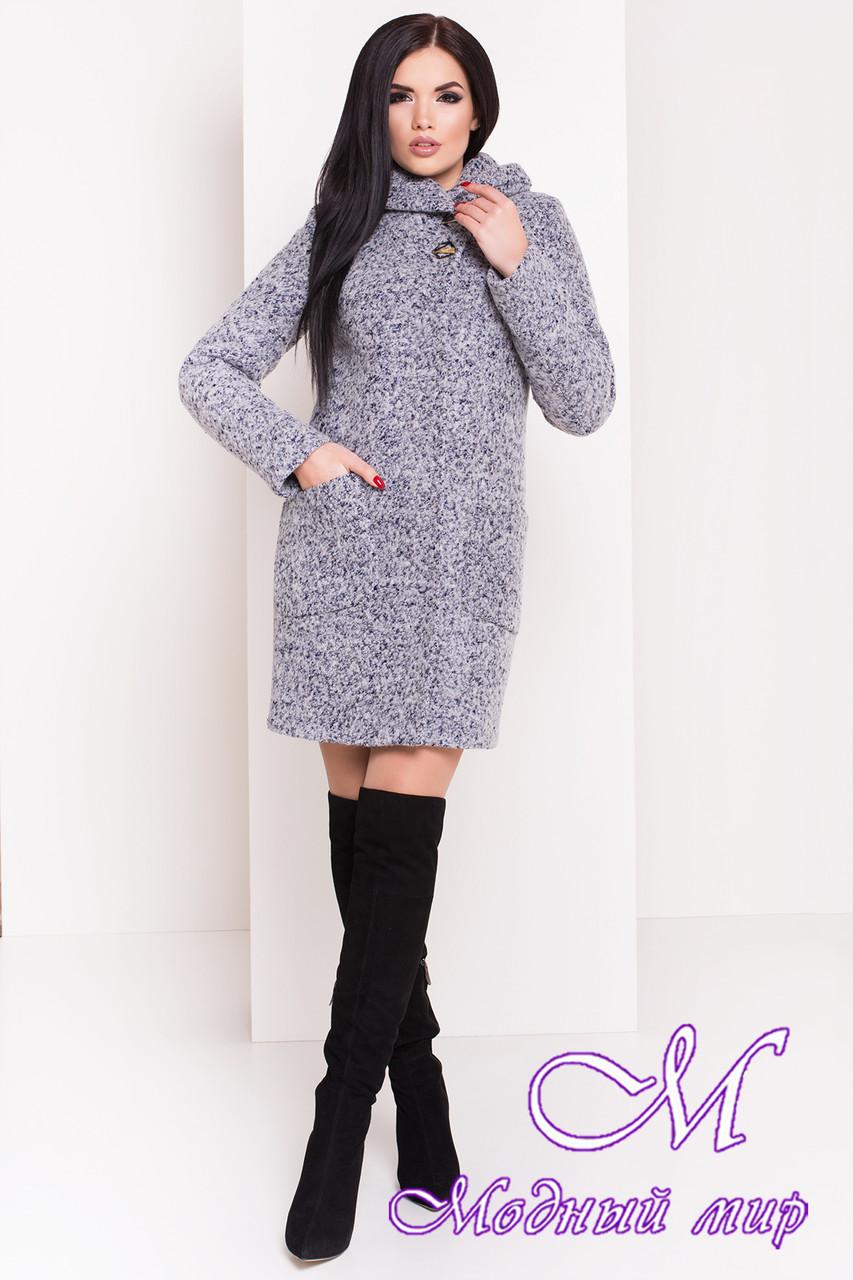 83b4ecf9904 Женское зимнее пальто с капюшоном (р. S