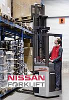 Электроштабелер Nissan ASN200, фото 1