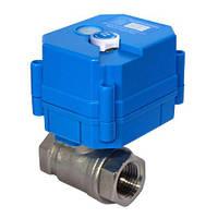 Системы контроля протечек воды HC Кран шаровый с электоприводом НС220В - Р 1''