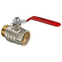 Краны для воды VALTEC Кран шар.в.н. 1 1/2''с ручкой VT.215
