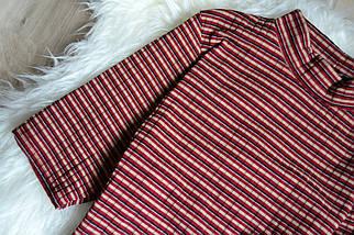 Короткое платье в полоску Boohoo, фото 3