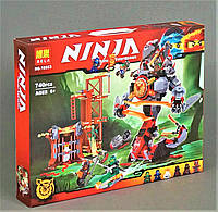 Конструктор Bela Ninja 734 дет