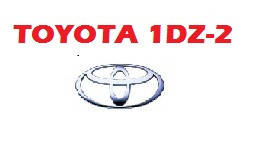 TOYOTA 1DZ-2