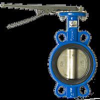 Фланцы и фланцевая арматура Задвижка ''Баттерфляй'' MIV Ду 300, нержавеющий диск