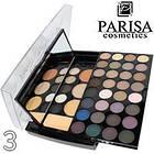 Палетка для макияжа Parisa Cosmetics PK-40 № 02 п натурально коричневый-серый микс, фото 7