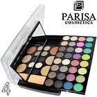 Палетка для макияжа Parisa Cosmetics PK-40 № 02 п натурально коричневый-серый микс, фото 8