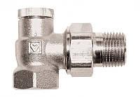 Краны для радиаторов HERZ Вентиль RL1 угл.1/2''(низ) 1372441