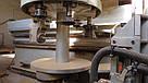 Оброблювальний центр Weeke BHC550 б/у: чотири осі, фрезерування, два магазини, свердління, фото 8