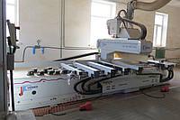 Обрабатывающий центр Weeke BHC550 б/у: четыре оси, фрезерование, два магазина, сверление, фото 1
