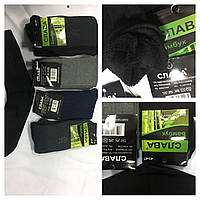 Носки мужские махровые зима, в упаковке