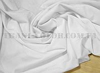 Ткань бифлекс блестящий белый