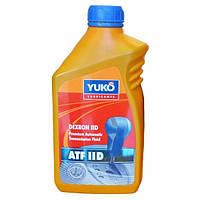 Масло трансмиссионное Yuko ATF III 1 л N40740129
