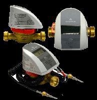 Счетчики тепловые Apator PoWoGaz ELF DN 15, QN 0.6