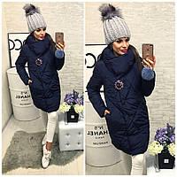 Куртка зимняя мод.№01510