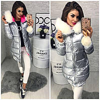 Куртка мод.№01514 (зима, на холофайбере)