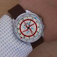 Ракета Роза ветров наручные механические часы , фото 1