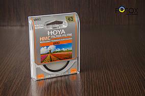 Фильтр Hoya HMC UV(C) 43 мм (Made in Japan)