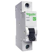 Автоматический выключатель Schneider Electric 9 EZ9F34163 1P 63A С N30304135