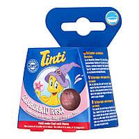 """Розовый шарик для ванны """"Волшебство"""" Tinti"""