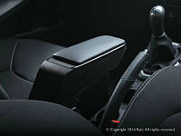 Подлокотник  Ford Focus III '2011->'2014 Armster Standart черный с удлинительным кабелем USB + AUX Armster, фото 1