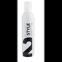 """Пена для волос """"Кристал"""" C:EHKO c экстрактом личи, нормальная фиксация 400 мл."""