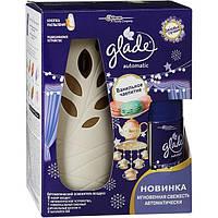 Освежитель воздуха Glade автоматический Ванильное чаепитие N50710509