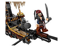 Конструктор Bela 10680 Безмолвная Мэри. Пираты Карибского моря (аналог Lego Pirates of the Caribbean 71042), фото 3