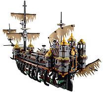 Конструктор Bela 10680 Безмолвная Мэри. Пираты Карибского моря (аналог Lego Pirates of the Caribbean 71042), фото 2