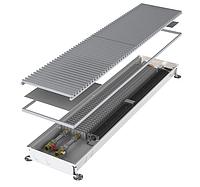 Водяные конвекторы MINIB принудительная конвекция Fan-coils  T60  243/1250/65
