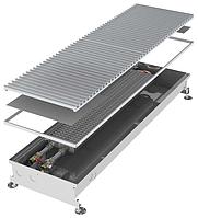 Водяные конвекторы MINIB естественная конвекция Fan-coils  PT105  303/1750/105