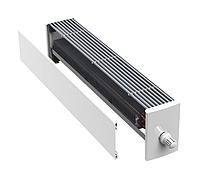 Водяные конвекторы MINIB напольные Fan-coils  SР1/4 156/1250/238
