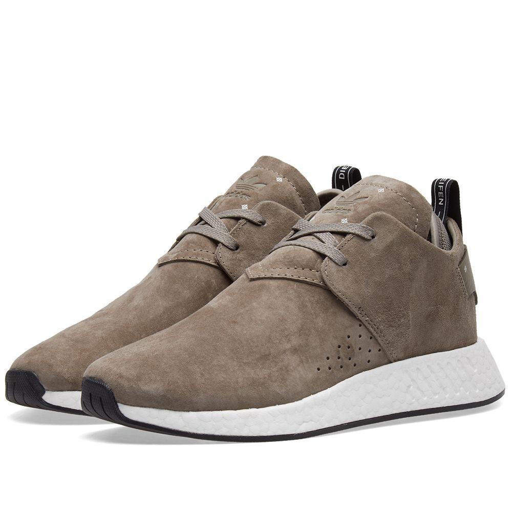 Оригинальные Кроссовки Adidas NMD C2 Simple Brown — в Категории ... 0ecb28ec9a5