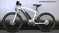 Электровелосипед BMW Electric Cruise e-Bike Gen3 2016