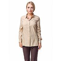 Блуза женская классическая х/б