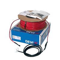 Электрический теплый пол DEVI Нагревательный кабель DEVIflex 10T-40м 140F1222