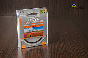 Фильтр Hoya HMC UV(C) 58 мм (Made in Japan)