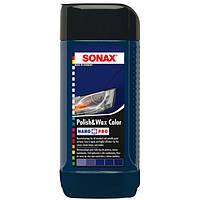 Полироль Sonax NanoPro 296241 синий 250 мл