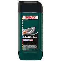 Полироль Sonax NanoPro 296741 зеленый 250 мл